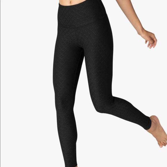 7e76bf3420 Beyond Yoga Pants - Beyond Yoga Can't Quilt You High Waisted Leggings